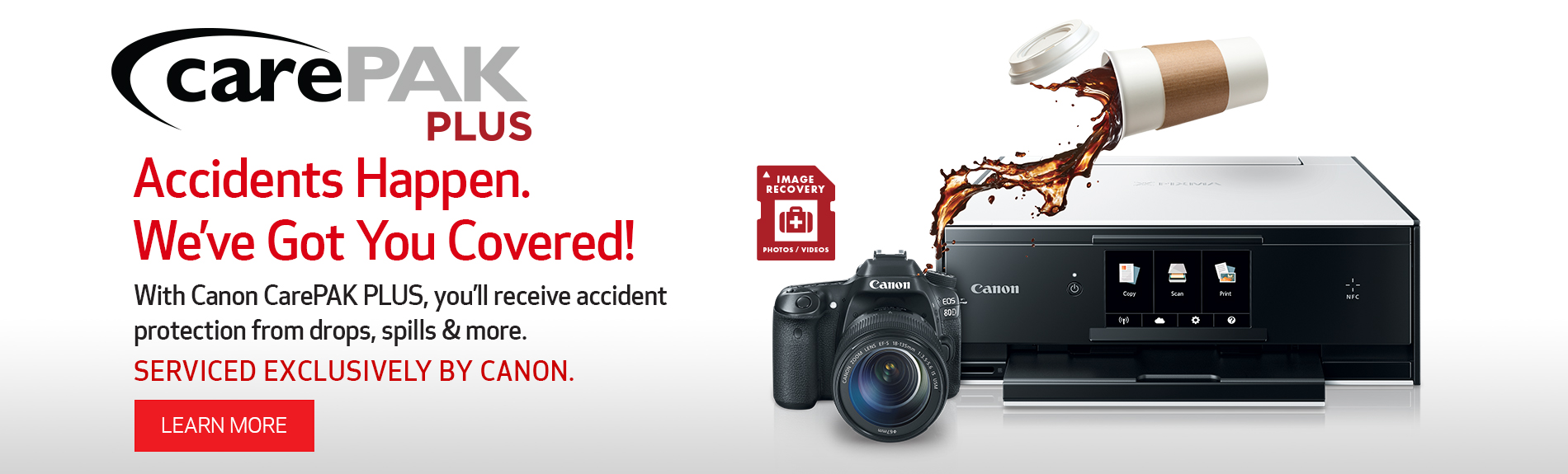 Canon U S A , Inc  | CarePAK PLUS - B&H Photos