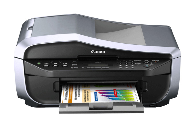 Canon mx310 drivers