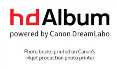 hdAlbum powered by Canon DreamLabo