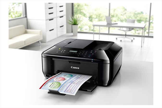 PIXMA MX432 Office All-In-One Printer - In Studio