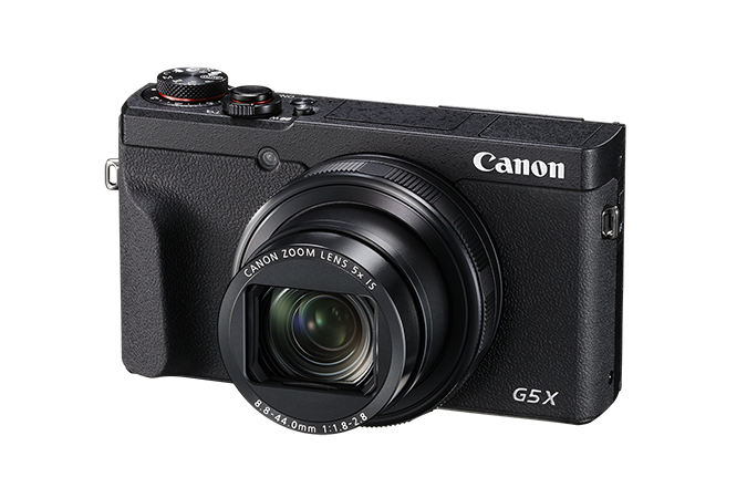 PowerShot G5 X Mark II - 3/4 view