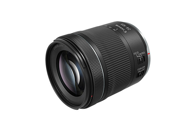 EOS RP RF24-105mm F4-7.1 IS STM Lens Kit
