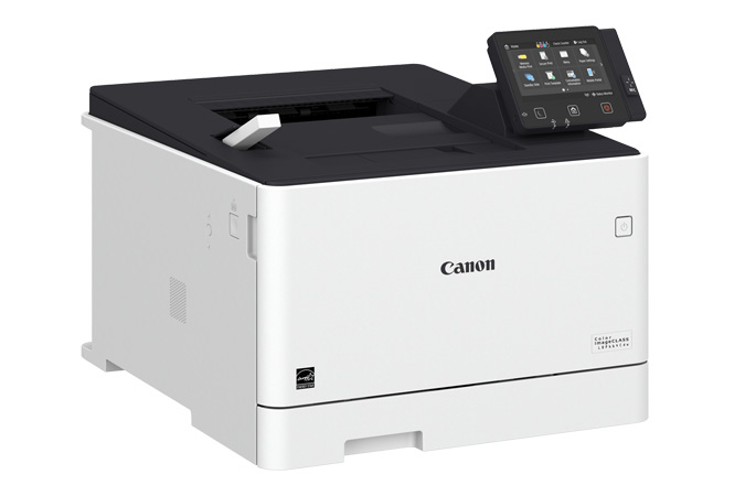 Color imageCLASS LBP664Cdw multifunction laser printer - USB in port