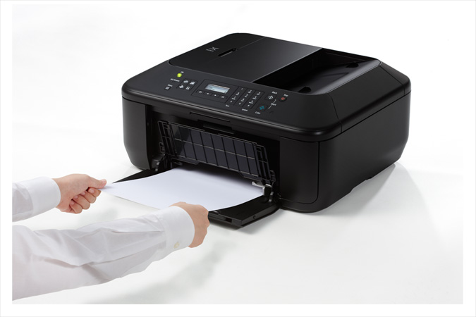 PIXMA MX372 Office All-In-One Printer - Fast Front Paper Feed