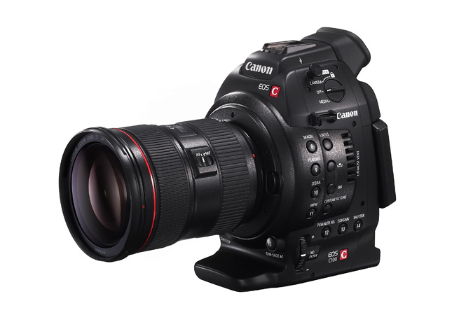 Canon c100 mark ii scene files from abelcine | tools, charts.